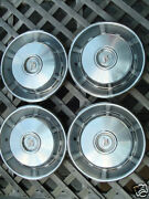 1967 Cadillac Cady Hubcaps Hub Caps Wheel Covers Center Caps Vintage Classic