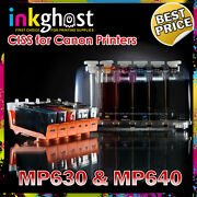 Canon Compatible Ciss Mp630 And Mp640 Continuous Ink Supply System Cis Cli-521