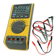 Autorange Multimeter Voltmeter Frequency Temperature W/ Software And Usb Cable