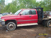 1996 Dodge Ram 3500 St Club Cab 4wd For Parts