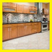 96 Kitchen Cabinets Maple All Wood Newport Group Sale Kcnp8 By Lesscare