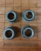 New Set Of 4 Front Wheel Bushings For Sears 9040h 532009040 M123811 Gx10059