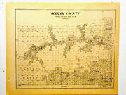 Old Oldham County Texas General Land Office Owner Map Vega Ontario Adrian Boise
