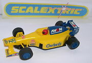 Scalextric C-698 Team Avon Tyres 22 Only Set C-653 Mint Unboxed