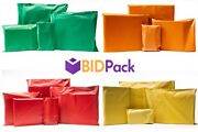 Coloured Mailing Bags Strong Cheap Poly Postal Postage Post Mail Self Seal