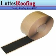 12 Cases - 3 X100and039 4- Rolls/case Roofing Seaming Tape By The Lottes Companies