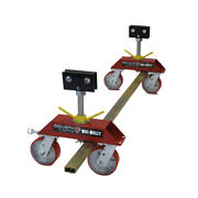 Uni-dolly Car Dolly Portable Adjustable Jack Stand 4800 - Auto Collision Repair