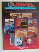 Lionel Electric Trains And Accessories 1995 Catalog O And 027 S Gauge Large Scale