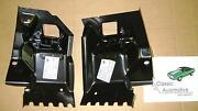 Firewall Torque Box Pair 67 68 69 Subframe Body Mount Support Brace In Stock