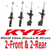 4-kyb Excel-g Struts/struts 2-front And 2-rear Baja 03 Outback 03 04
