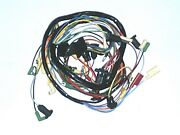 1959 59 Ford Car Dash Wiring Exact Style V8 Or 6 Cyl New