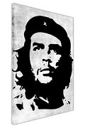 Iconic Ernesto Che Guevara Silhouette On Canvas Wall Art Prints Pictures Decor