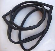 1961 61 Ford Starliner Back Glass Rubber Seal 63a New
