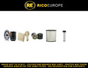 Filter Service Kit Fits 3120- 3320- 3520- 3720 Air- Oil- Fuel Filters