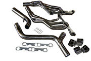 93-97 For Camaro Stainless Lt1 Longtube Exhaust Headers Manifolds Ss Z28 + Ypipe