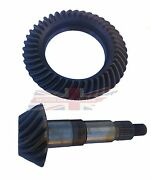 1 Mgb Crown Ring And Pinion 3.07 Ratio V8 Differential Tube Axle 1968-1980