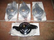 New Set Of 4 Knock-off Knockoff Nuts Wire Wheel Austin Healey 100 100-6 3000