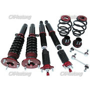 Cx 8/5kg Coilovers Suspension Adjust Lowering Kit For 98-02 Bmw E46 3-series