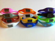 Colourful Unisex Silicone Rubber Watches - Job Lot / Adults/ Kids Party Bag Gift