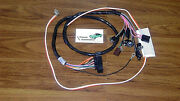 Console Wiring Harness Made In Usa 67 Camaro Manual Transmission W/gauges
