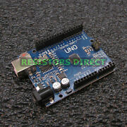 5x Arduino Uno R3 Compatible And Usb Cable Atmega328p Ch340 Us Seller Fast Ship