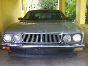 Complete 3.6 Engine Transmission From 1989 Us Jaguar Xj6 In Running 1988 Car