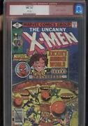X-men 123 Cgc 9.6 Spider-man X-over White Pages John Byrne Perry Austin