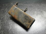1972 72 Honda Cl100 Cl 100 Road Bike Motorcycle Box Container Holder