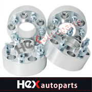 4pc   2.0 Inch   5x4.75 To 5x4.75   Hubcentric Wheel Spacers   12x1.5   2 5 Lug