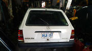 Mercedes 1987 300td Wagon Parting Out