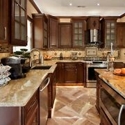 90 Kitchen Cabinets All Wood Wall And Base Kitchen Geneva Group Sale Kcgn21