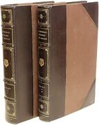 Busby - A General History Of Music - 1819 - First Edition - Leather Bound