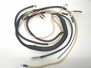 1933 1934 Ford Car Dash Wiring Exact Orignal Style V8  With Amp Guage New