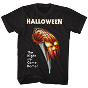 Halloween T-shirt Michael Myers Movie Poster Officially Licensed New S-3xl