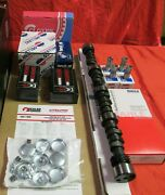Olds 455 Cutlass Master Engine Kit Moly Rings Double Roller Timing Torque Cam++