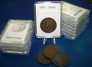 100 Coin Holders Slab For Canadian Large Token And Us 20 Gold Coin 34.0mm