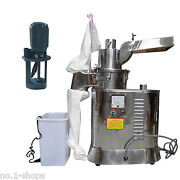 Water-cooled Automatic Continuous Hammer Mill Herb Grinderpulverizer Df-40