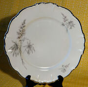 Towne Fine China Cotillion Dinner Plate