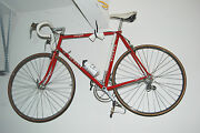 Derosa Vintage 1984 Road Racing Bicycle Made In Italy By Hugo De Rosa And Sons