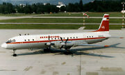 Ilyushin Il-18 Coot Airliner Aircraft Desk Wood Model Large