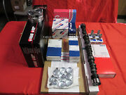 Chevy 427 Master Engine Kit Forged Pistons Street Strip Cam Hd Timing Springs 30