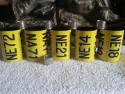 5 Yellow Goose Band Neck Collars With Leg Bands Duck Band Goose Band Taxidermy