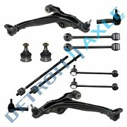 Front Sway Bar Lower Control Arm For 05-10 Jeep Commander Grand Cherokee 4x4 2wd