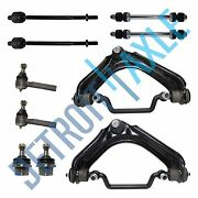 2002-2005 Ford Explorer Mountaineer Front Control Arm Sway Bar Kit 10pc 4.6l