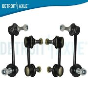 All 4 Brand New Front And Rear Stabilizer Sway Bar Links Acura And Honda Accord