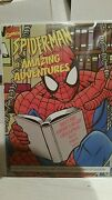 Spiderman, Amazing Adventures 1 National Dairy Council Promo Giveaway Nm