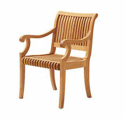 Giva A-grade Teak 6 Pc Dining 71 Rectangle Table Chair 4 Ft Bench Set New