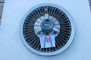 1967 Ford Mustang, Fairlane, Falcon 14 Wire Type Wheel Cover Latter Type B