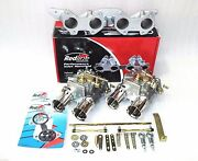 Datsun 4cyl L16 L18 L20 Twin 40 Dcoe Weber Type Carb Carby Package Carbie