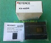 New Keyence Programmable Controller Kv-40dr Good In Condition For Industry Use